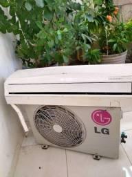 Split ar condicionado LG