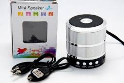 Mini Caixinha de Som WS887 Bluetooth
