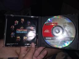 Jogo Sega Saturn Original: Virtua Fighter Megamix