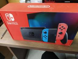 Nintendo switch 32 gb novo