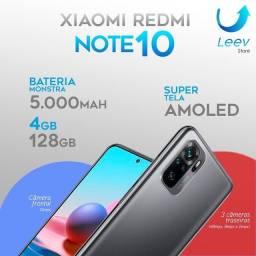 Xiaomi Redmi Note 10 Lacrado - Versão Global