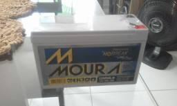 Bateria Moura p/ qualquer moto