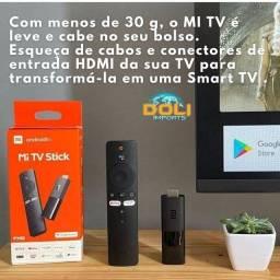 Transforme sua Tv comum em smart tv: Adquira seu Mi Tv stick