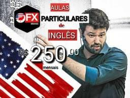 Aulas Particulares de Inglês ON-LINE | COM CERTIFICADO