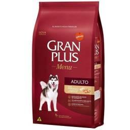 Ração Premium Gran Plus Menu 20kg