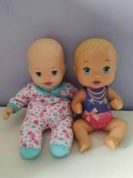 Título do anúncio: Bonecas Little Momny  Combo 2 bonecas.