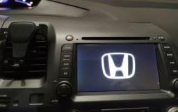 Título do anúncio: Central Multimidia Honda Civic 2007 a 2011 TV digital Bluetooth Pen drive câmera de Ré