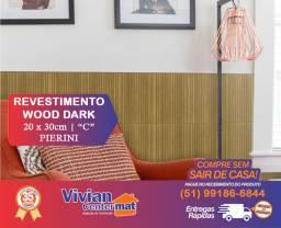 Revestimento Wood Dark - Comercial - 20 x 30cm