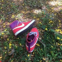 Tênis Nike SB botinha 38