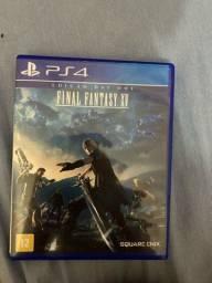 Vendo Final Fantasy XV