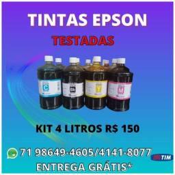 Tintas Epson_ Consulte entrega _ Tinta testada por Especialista em Impressoras