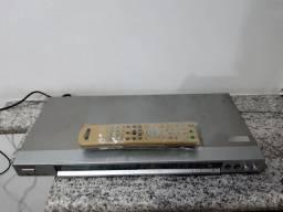 DVD Sony com controle remoto
