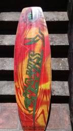 Prancha de wakeboard surf ski sky kite