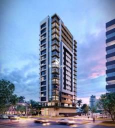 Título do anúncio: Apartamento 2 suítes mais lavabo, lavanderia, living integrados, com garagem no Origem em