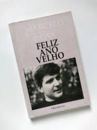 Livro Feliz Ano Velho - Marcelo Rúbens Paiva