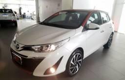 Vendido Toyota Yaris hacht XLS 1.5 AT cvt em perfeito estado!!!
