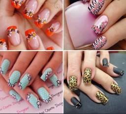 Curso para decoração de unhas