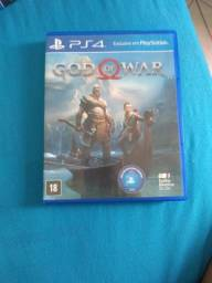 Jogo PS4 God of war preço 80 reais