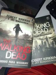 Título do anúncio: Livros the walking dead
