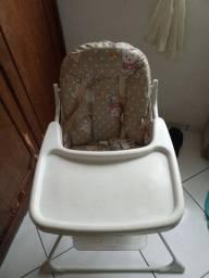 Banheira e cadeira de bb