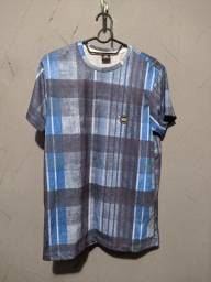 Título do anúncio: Camiseta Smolder Azul Tam. P
