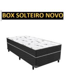 Box Solteiro Robusto Novo