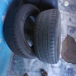 Vendo 4 pneus aro 15