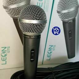 Microfone leon