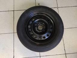 Roda de aço 14/4x100 VW Gol