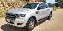 Ford Ranger XLS 2.2 ano 2018 4x4 com IPVA 2021 pago Único Dono
