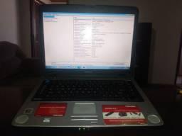 !!!Vendo Notebook Toshiba Modelo Satélite A70!¡!