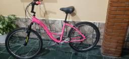 Bicicleta Monaco em alumínio Feminino 24v
