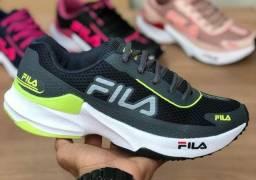 Título do anúncio: Promoção Tênis Fila e Puma ( 120 com entrega)