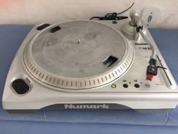 Toca Discos Numark Tt 1610 para retirar peça