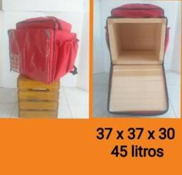 Título do anúncio: Bag mochila delivery ?entrega grátis
