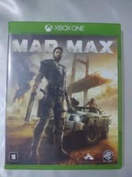 Jogo Mad Max - Xbox One (mídia física)