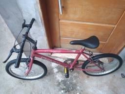 Título do anúncio: Bicicleta aro 20 de criança