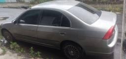Vendo ou troco Civic 2001 completo 2021 ok