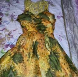 Título do anúncio: Vestido florido