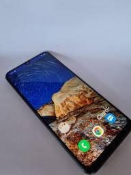Smartphone samsung A50 + Fone bluetooth