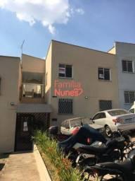 Apartamento à venda com 2 quartos com armários planejados no Bairro Califórnia em Belo hor