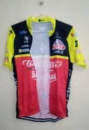 Camisa de ciclismo - tamanho L (nova)