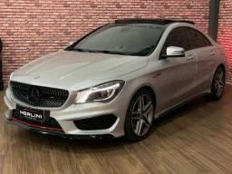 Mercedes- Benz CLA 250 4M