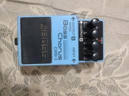 Pedal Bass Chorus CEB-3. Obs: Não acompanha caixa, APENAS O PEDAL