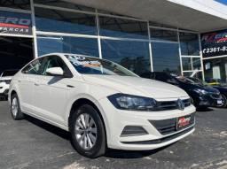 Volkswagen Virtus 2019 Completo 1.6 Flex + Gnv Super Econômico Novo