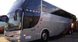 2009 Mercedes-Benz Ônibus marcopolo paradiso 1550ld g6 mercedes o500 leito novo