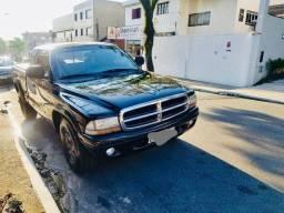 Título do anúncio: Dakota 3.9 V6 - 2001 - Estendida e Cambio Automatico