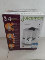 Extrator de Sucos Juiceman 3 em 1 | 127V