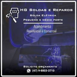 HG Solda elétrica.