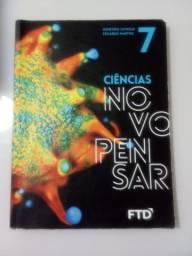 Ciências Novo Pensar FTD (7º ano)